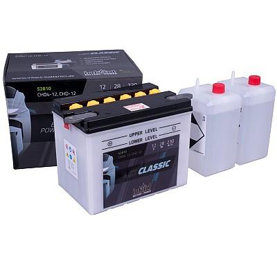 Moto akumulator Intact CHD4-12 12V-28Ah