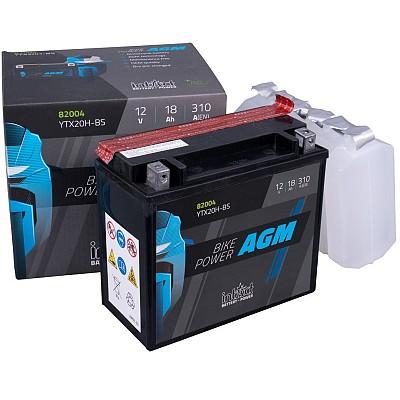 Moto akumulator Intact AGM YTX20H-BS 12V-18Ah