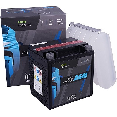Moto akumulator Intact AGM YIX30L-BS 12V-30Ah