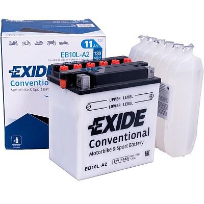 Moto akumulator Exide EB10L-A2 12V-11Ah