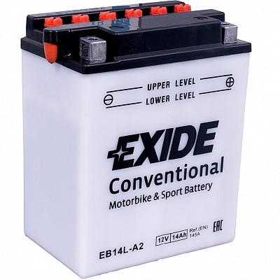 Moto akumulator Exide EB14L-A2 12V-14Ah