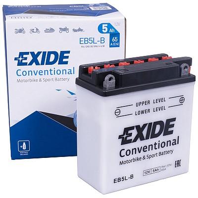 Moto akumulator Exide EB5L-B 12V 5Ah