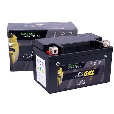Moto akumulator Intact GEL YTZ10-S 12V-8,5Ah