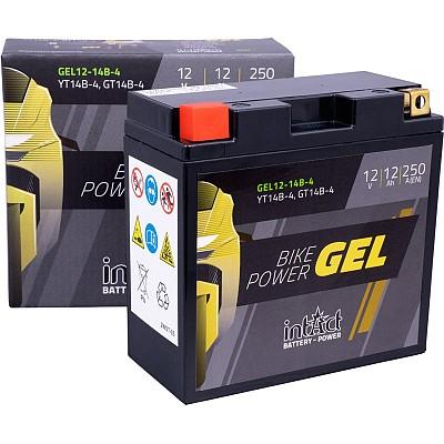 Moto akumulator Intact GEL YT14B-4 12V-12Ah