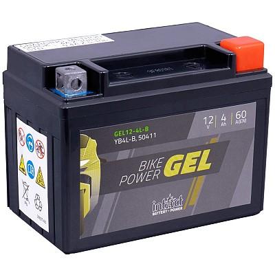 Moto akumulator Intact GEL YB4L-B 12V-4Ah