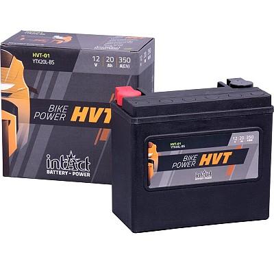 Moto akumulator Intact  HVT-01  12V-20Ah