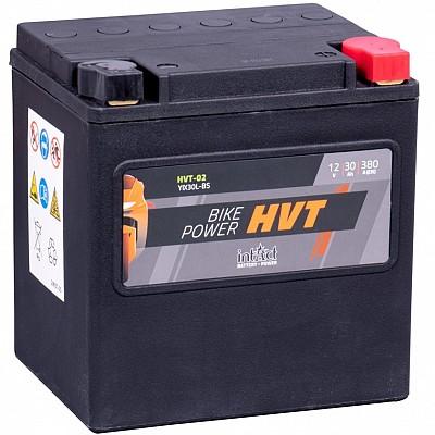 Moto akumulator Intact HVT-02 12V-30Ah