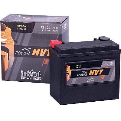 Moto akumulator Intact HVT-04 12V-22Ah
