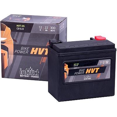 Moto akumulator Intact HVT-05 12V-22Ah