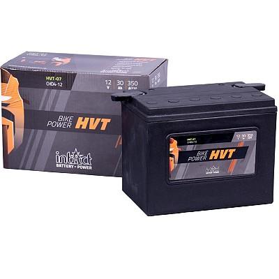 Moto akumulator Intact HVT-07 12V-30Ah