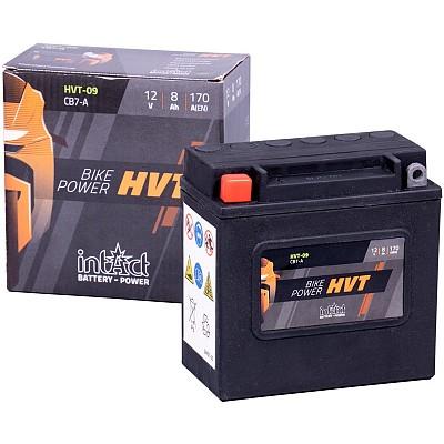 Moto akumulator Intact HVT-09 12V-8Ah