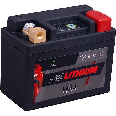 Moto akumulator Intact LI-01 12.8V-2Ah