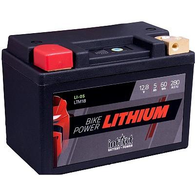 Moto akumulator Intact LI-05 12.8V-5Ah