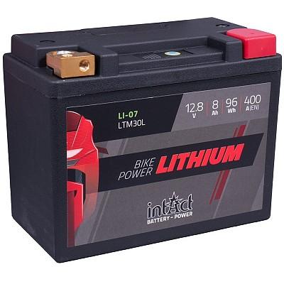 Moto akumulator Intact LI-07 12.8V-8Ah