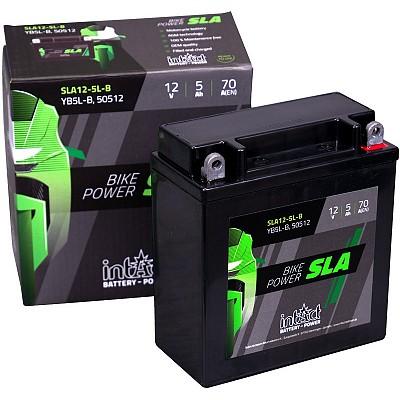 Moto akumulator Intact SLA YB5L-B 12V-5Ah