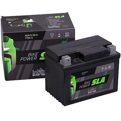 Moto akumulator Intact SLA YTZ5-S 12V-4Ah