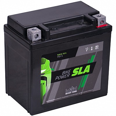 Moto akumulator Intact SLA YTZ7-S 12V-6Ah