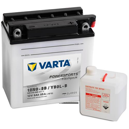 Moto akumulator Varta YB9L-B 12V-9Ah