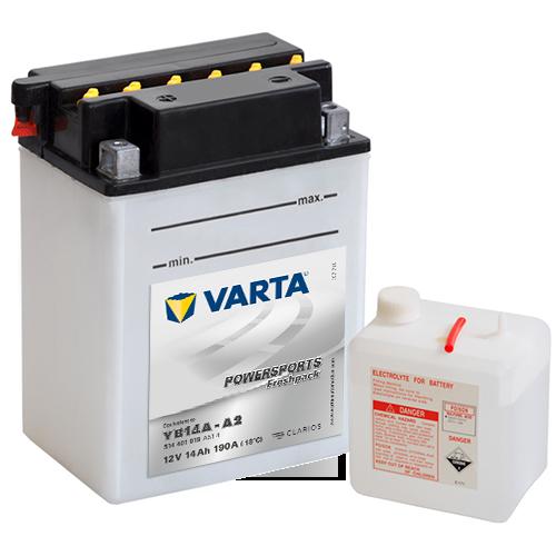 Moto akumulator Varta YB14A-A2 12V-14Ah