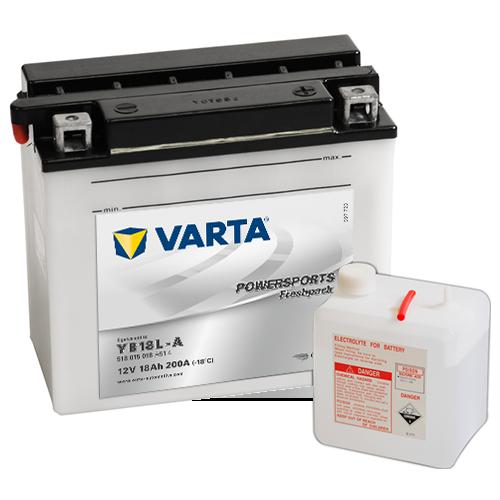 Moto akumulator Varta YB18L-A 12V-18Ah
