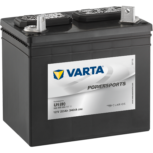 Moto akumulator Varta U1(9) 12V-22Ah