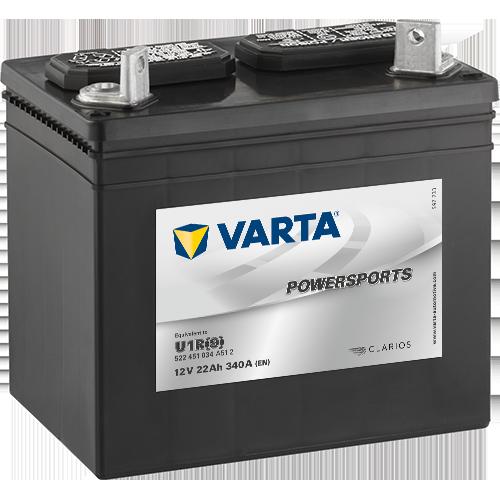 Moto akumulator Varta U1R(9) 12V-22Ah