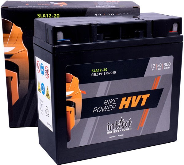 Moto akumulator Intact HVT SLA12-20  12V-20Ah