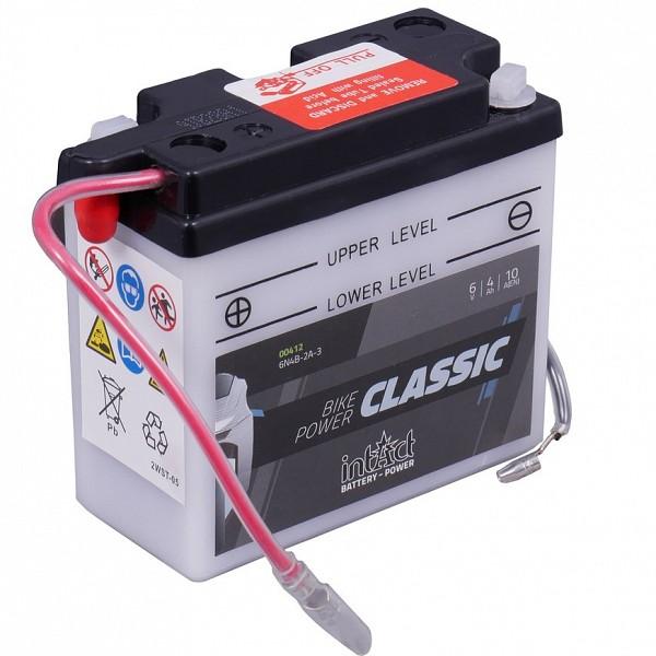 Moto akumulator Intact 6N4B-2A-3 6V-4Ah