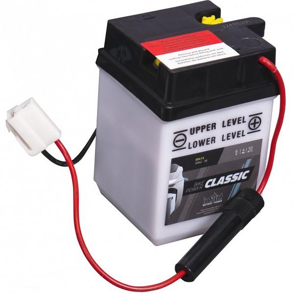 Moto akumulator Intact 6N4C-1B 6V-4Ah