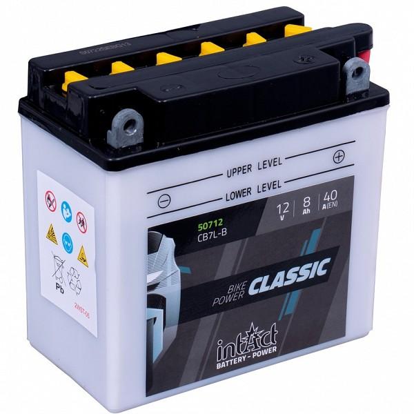 Moto akumulator Intact CB7L-B 12V-8Ah