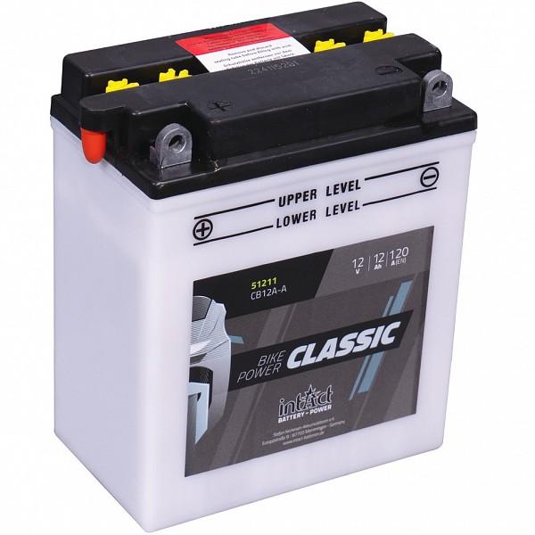 Moto akumulator Intact CB12A-A 12V-12Ah