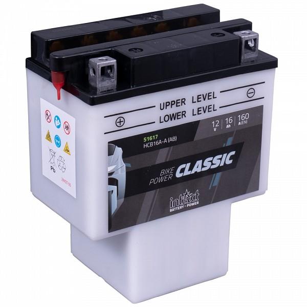 Moto akumulator Intact HCB16A-A 12V-16Ah
