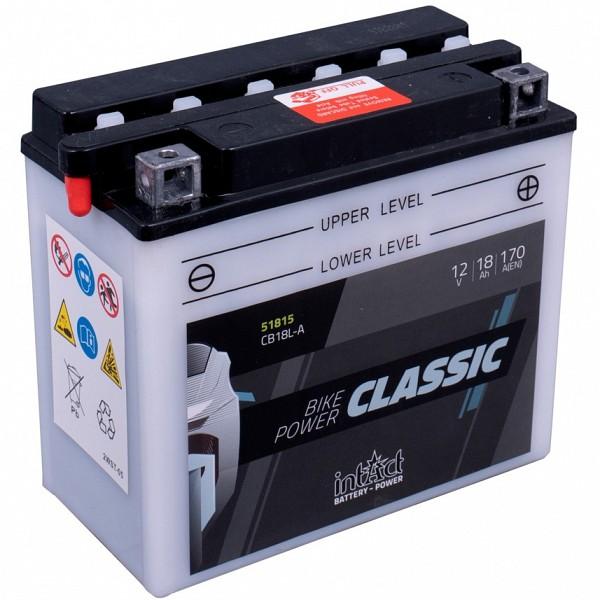 Moto akumulator Intact CB18L-A 12V-18Ah