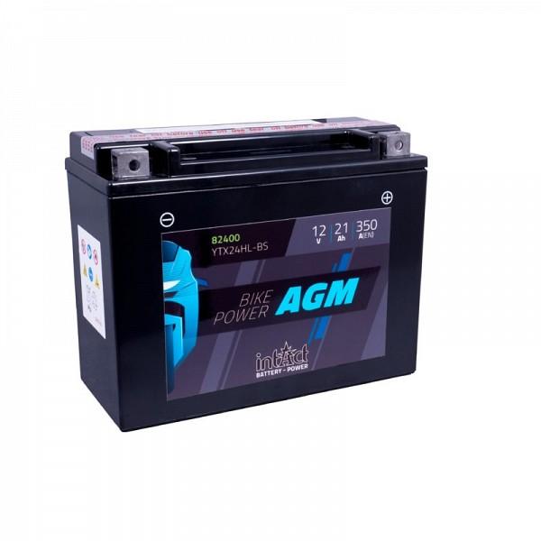 Moto akumulator Intact AGM YTX24HL-BS 12V-21Ah