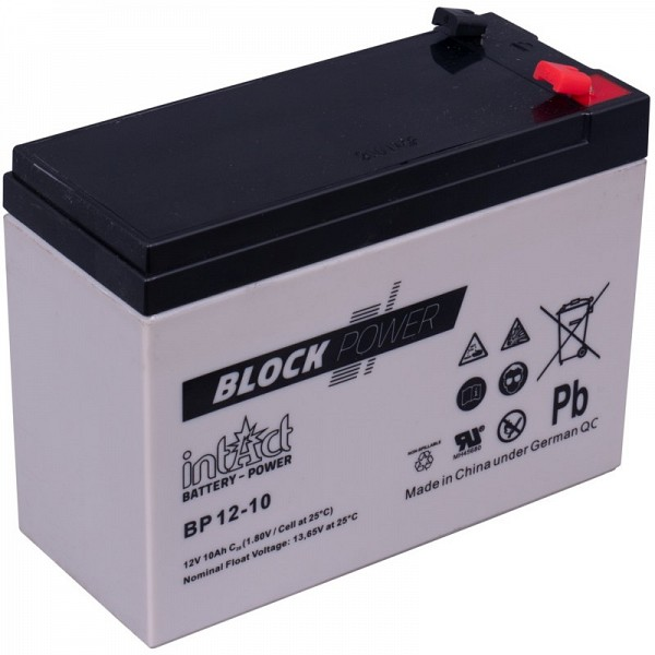 Akumulator intact Block-Power 12V-10Ah