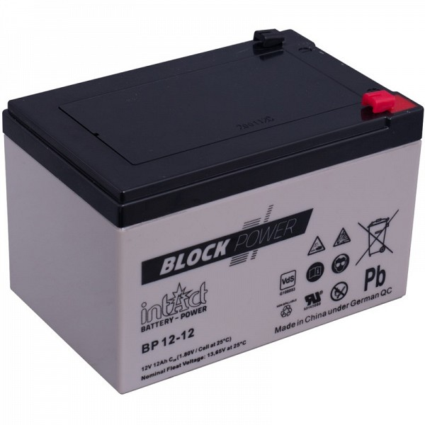 Akumulator intact Block-Power 12V-12Ah