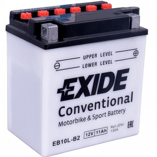 Moto akumulator Exide EB10L-B2 12V-11Ah