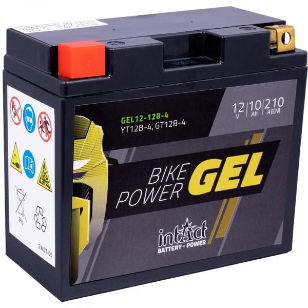 Moto akumulator Intact GEL YT12B-4 12V-10Ah