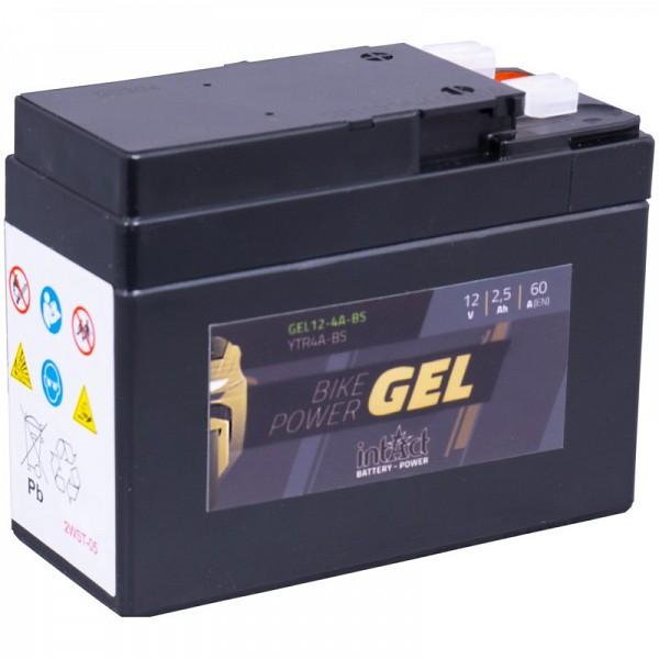 Moto akumulator Intact GEL YTR4A-BS 12V-2,5Ah