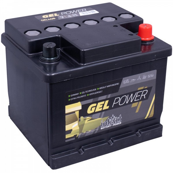 Akumulator Intact GEL-Power 12V40Ah