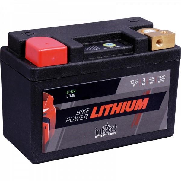 Moto akumulator Intact LI-02 12.8V-2Ah
