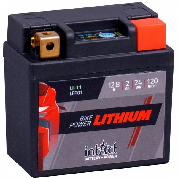 Moto akumulator Intact LI-11 12.8V-2Ah