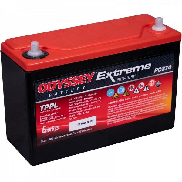 Moto akumulator Odissey PC370 12V-15Ah