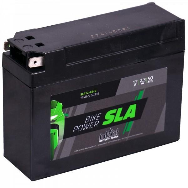 Moto akumulator Intact SLA YT4B-5 12V-2,3Ah