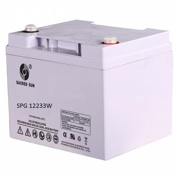 Akumulator Sacred Sun 12V-45Ah
