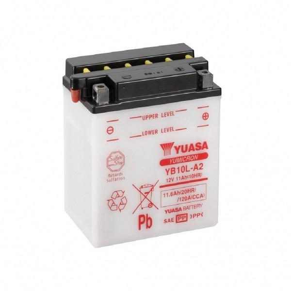 Moto akumulator Yuasa YB10L-A2 12V-11Ah