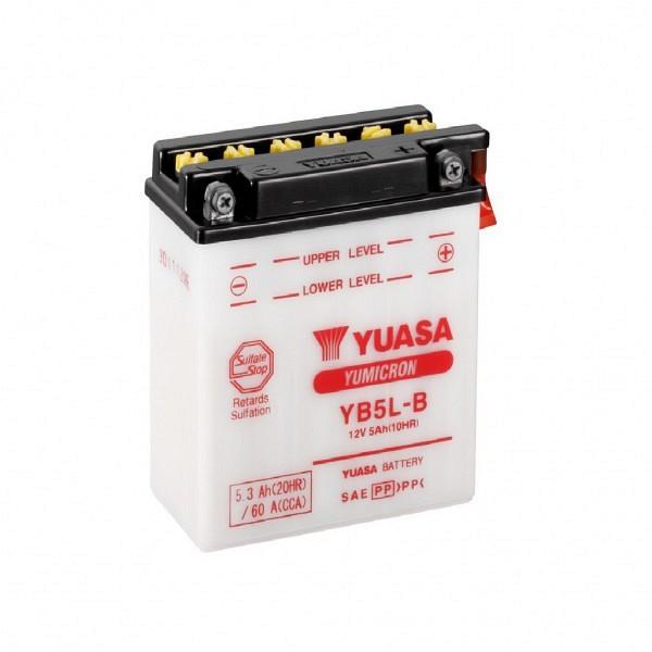 Moto akumulator Yuasa YB5L-B 12V-5Ah